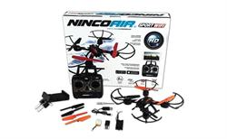 QUADRACOPTERO NINCOAIR SPORT WIFI 2 HD NH90107