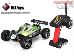 WLTOYS COCHE RC 1.18 BRAVE PRO BUGGY 959