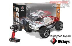 WLTOYS COCHE RC 1.18 BRAVE PRO MONSTER 979