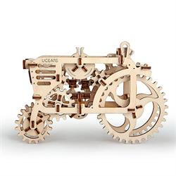 UGEARS MECHANICAL MODELS TRACTOR REF.70003