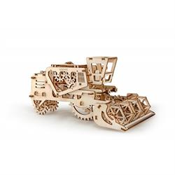 UGEARS MECHANICAL MODELS COSECHADORA REF.70010