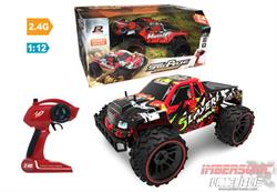 COCHE RC 1.12 SLAYER MONSTER SPEED RACING