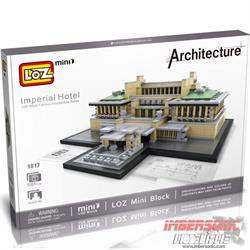 LOZ ARCHITECTURE IMPERIAL HOTEL 1017
