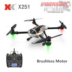 DRON XK INNOVATIONS WHIRLWIND X251