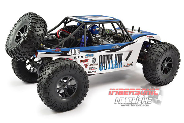 BUGGY FTX OUTLAW 1.10 BRUSHLESS 4WD ULTRA RTR