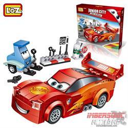 LOZ CARS MODEL 272 PIEZAS cod.1616