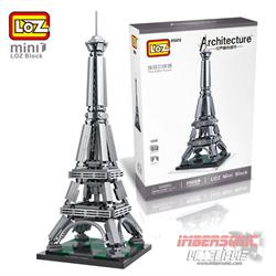 LOZ ARCHITECTURE THE EIFFEL TOWER 1008