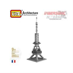 LOZ ARCHITECTURE 9361 EIFFEL TOWER