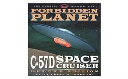 MAQUETA FORBIDDEN PLANET C-57D SPACE POL9160632,90