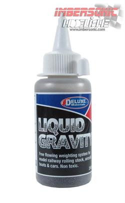 DELUXE LIQUID GRAVITY BD38 240GR.