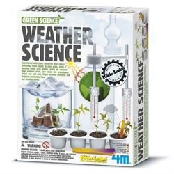 GREEN SCIENCE WEATHER SCIENCE CÓD. 03402