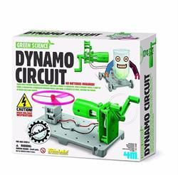 GREEN SCIENCE DYNAMO CIRCUIT CÓD.03361