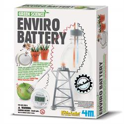 GREEN SCIENCE ENVIRO BATTERY CÓD03261