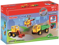 FISCHERTECHNIK LITTLE STARTER JUNIOR 6 MODELS CÓD.511929