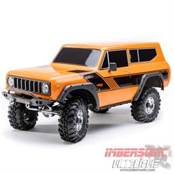 REDCAT RACING GEN8 SCOUT II CRAWLER ORANGE EDITION