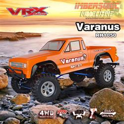 VRX  RACING VARANUS MC31 COD.RH1050 ORANGE