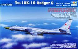 TRUMPETER TU-16K-10 BADGER C ESCALA 1.144