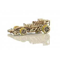 UGEARS MECHANICAL MODELS COCHE CARRERAS 5008