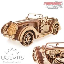 UGEARS MECHANICAL MODELS ROADSTER VM-1 70052