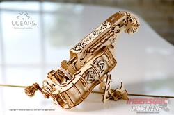 UGEARS MECHANICAL MODELS HURDY-GURDY 7030