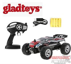 COCHE RADIO CONTROL GLADCAR 1.24 MONSTER
