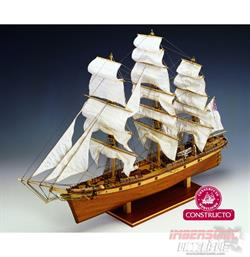 BARCO MADERA CUTTY SARK CONSTRUCTO REF.80838