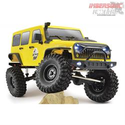 FTX OUTBACK FURY 4X4 CRAWLER RTR