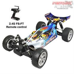BUGGY VRX 4X4 SPIRIT EBD BRUSHLESS 1.10
