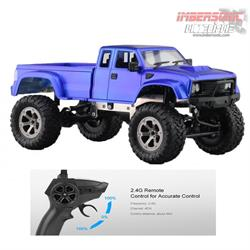 COCHE RC ROCK CRAWLER PICK UP 1.16 15Kmh (Brushed)