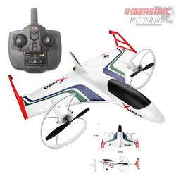 AVION ACROBATICO X420 FIGTHER 6CH.