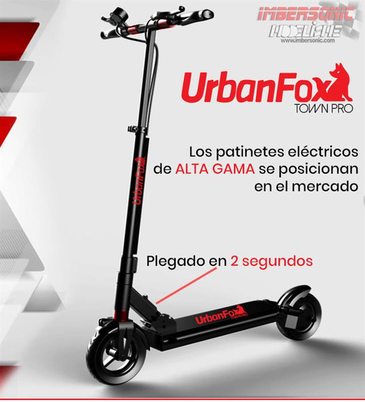 PATIN URBAN FOX TOWN PRO LIMITED EDITION