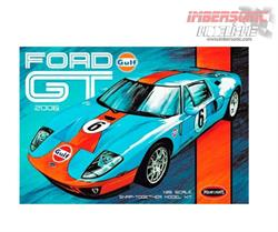 MAQUETA FORD GT ESCALA1.25 POLAR LIGHTS REF. POL955.8
