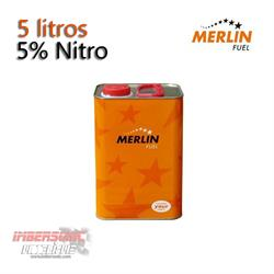 COMBUSTIBLE MERLIN LUBE 5% 5 LITROS