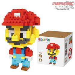 LOZ DIAMOND BLOCK MARIO BROSS 9338