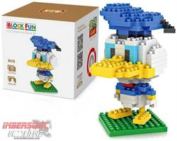 LOZ DIAMOND BLOCK DONALD DUCK 9415