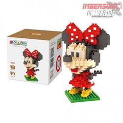 LOZ DIAMOND BLOCK MINNIE 9414