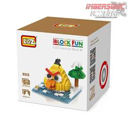 LOZ DIAMOND BLOCK  ANGRY BIRD 9513
