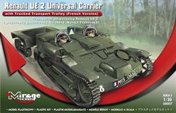 MAQUETA RENAULT UE 2 UNIVERSAL CARRIER MIRAGE E: 1.35