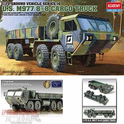 ACADEMY MAQUETA VEHICULO MILITAR  M977 8X8 CARGO TRUCK E1.72
