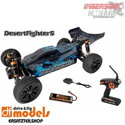 COCHE RADIOCONTROL DF MODELS DESERT FIGTHER 5 4WD