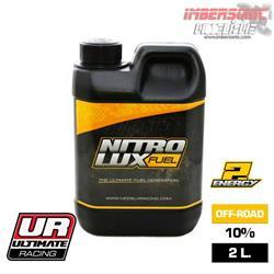 COMBUSTIBLE NITROLUX 2 LITROS 10% NITRO