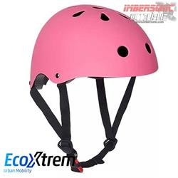 CASCO ADULTO PATINETE URBANO ROSA TRIPLE AJUSTE