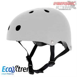 CASCO ADULTO PATINETE URBANO BLANCO TRIPLE AJUSTE
