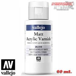 VALLEJO BARNIZ ACRILICO MATE 60 ML. 26.518