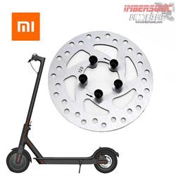 DISCO FRENO PATINETE ELECTRICO 120MM. 5 TORNILLOS