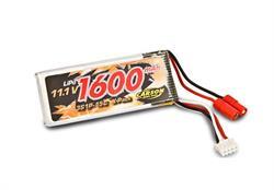BATERIA LI-PO 11.1 1600MAH 15C CARSON
