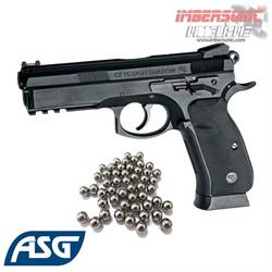 ARMA COLECC. ASG CZ SP-01 SHADOW 4.5MM ASG17526